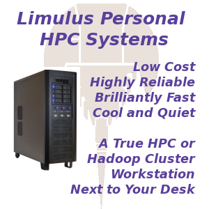 Limulus HPC Workstations