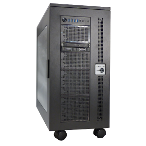 Limulus HPC 200<br /> Personal Cluster Workstation (24 cores/48 threads)